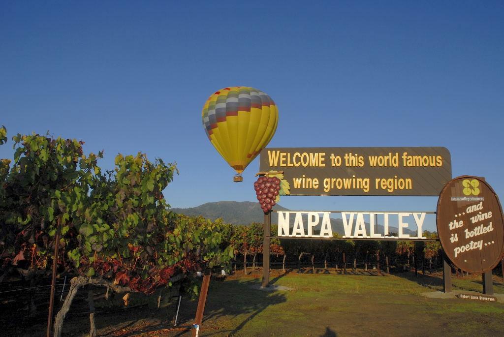 Napa Valley Travel Agent, Sonoma Valley Concierge, MG