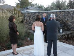 Napa Valley Wedding Officiant
