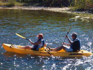 Kayak Napa Valley California Wine Country